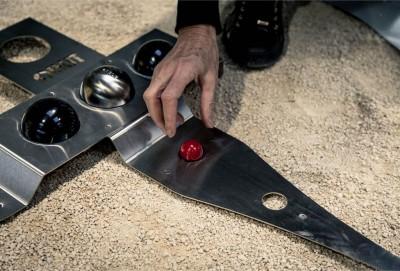 Gabarit de Tir de précision Inox Obut