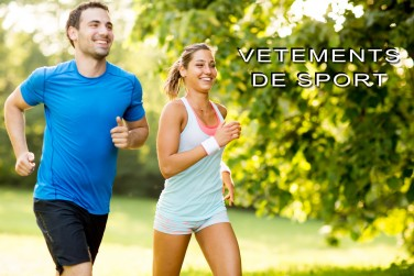 vetements de sport